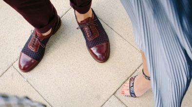 Vhodná obuv na ples?