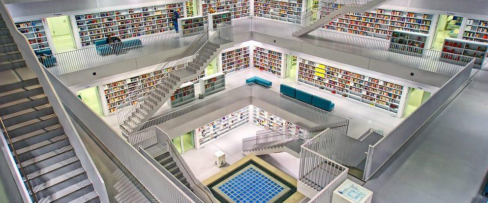 Raději knihovnu než televizi