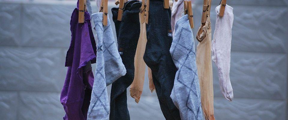 módní hříchy - ponožky v balerínách