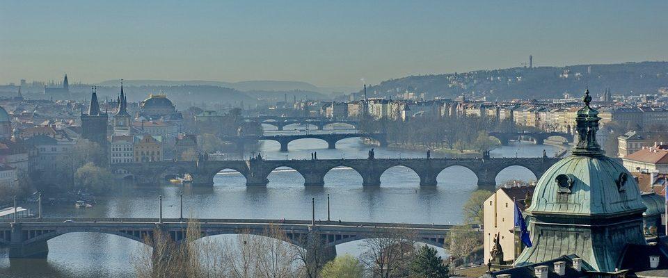 české město