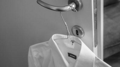 bílé košile