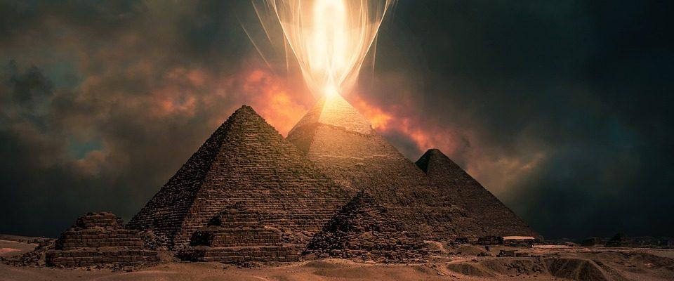 Pyramidy v sobě skrývají zvláštní energii