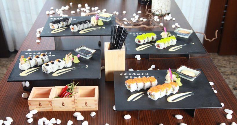 Milujete sushi? Přinášíme vám zajímavá fakta