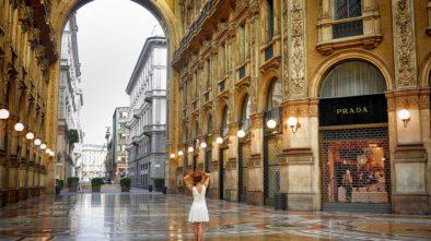 Inspirujte se módou z Milána