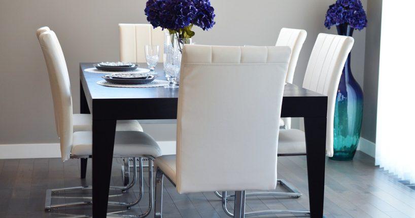Jak vybrat ideální jídelní stůl
